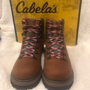 Cabelas Women's Hiking Boots